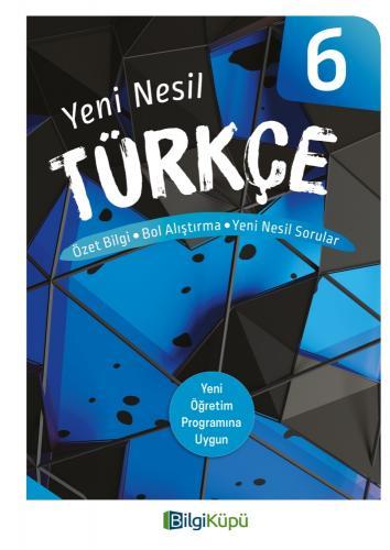 BilgiKüpü 6.Sınıf Yeni Nesil Türkçe Bilgi Küpü Komisyon