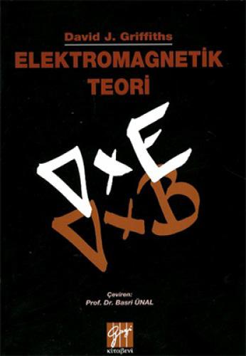 Elektromagnetik Teori David J. Griffiths