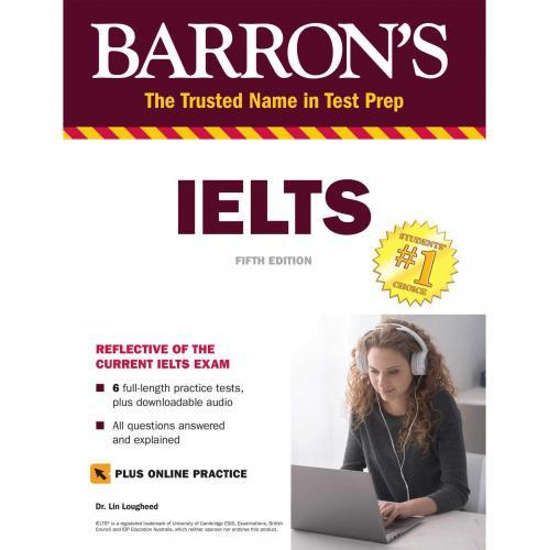 Barron's IELTS Lin Lougheed