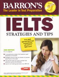 Barrons IELTS Strategies and Tips 2nd Edition Lin Lougheed