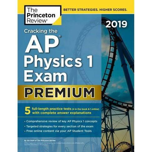 Cracking AP Physics 1 Exam The Princeton Review