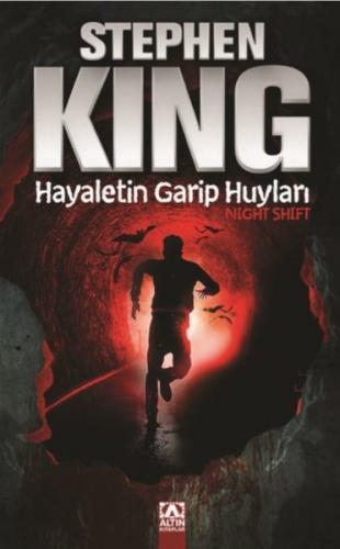 Hayaletin Garip Huyları Stephen King