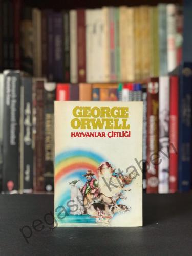 Hayvanlar Çiftliği 1. baskı George Orwell