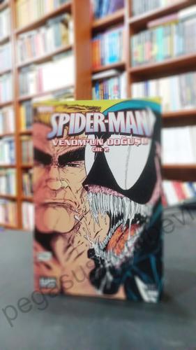 Spider-Man Venom'un Doğuşu Cilt: 2 Roger Stern