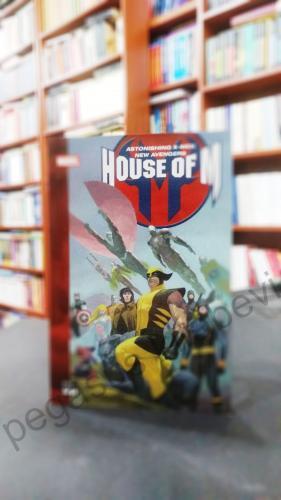 Marvel - Astonishing X-Men New Avengers - House of M Brian Michael Ben