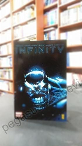 Infinity / Marvel Jonathan Hickman