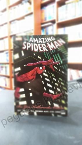 The Amazing Spider-Man Cilt 11 - Bu Gece Kollarında Öldüm Dan Slott
