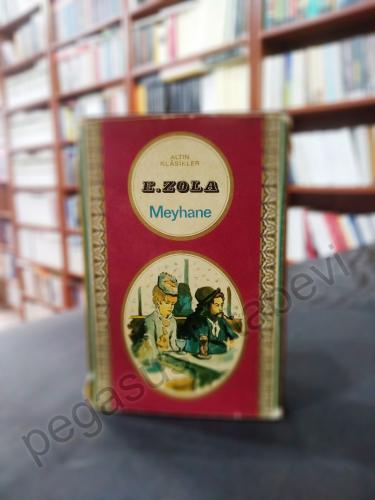 Meyhane - Cemal Süreya Çevirisiyle 1971 baskı Emile Zola