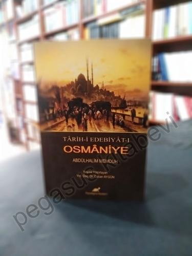 Tarih-i Edebiyat-ı Osmaniye Abdülhalim Memduh