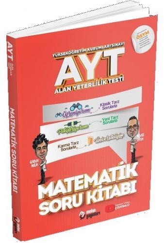 Metin AYT Matematik Soru Kitabı Gökhan Metin - Müjdat Ercan