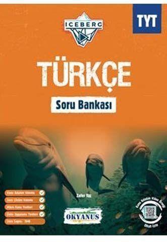 Okyanus Yayınları TYT Türkçe Iceberg Soru Bankası Okyanus Yayınları Ko