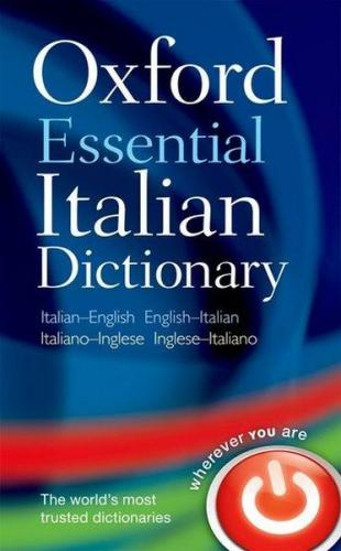 Oxford Essential Italian Dictionary Italian English English Italian Ox