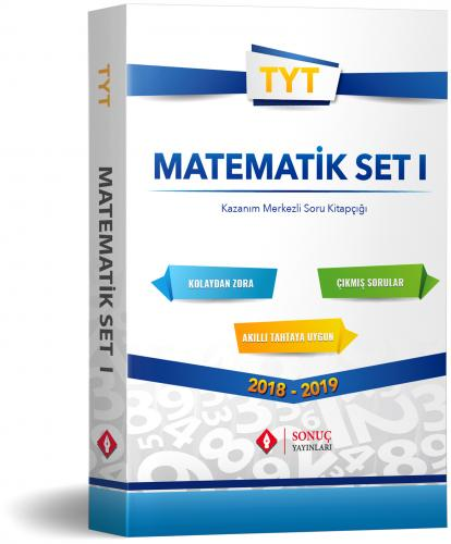 Sonuç TYT Matematik Set 1 Sonuç Komisyon