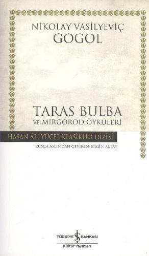 Taras Bulba Hasan Ali Yücel Klasikler Nikolay Vasilievich Gogol