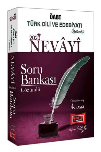 Yargı 2020 KPSS ÖABT NEVAYİ Türk Dili ve Edebiyatı Öğretmenliği Çözüml