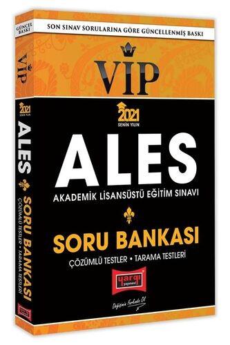 Yargı 2021 ALES VIP Tamamı Çözümlü Soru Bankası Yargı Komisyon