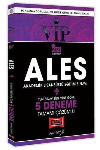 Yargı 2021 ALES VIP Yeni Sınav Sistemine Göre Tamamı Çözümlü 5 Deneme