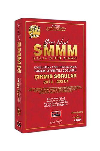 2021 SMMM Staja Giriş Sınavı Konularına Göre Düzenlenmiş Tamamı Ayrınt