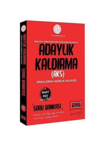 Yargı Yayınları MEB Adaylık Kaldırma (AKS) Sınavlarına Hazırlık Kılavu
