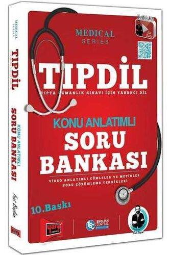Yargı Yayınları TIPDİL Konu Anlatımlı Soru Bankası Fuat Başkan