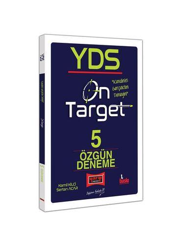 Yargı Yayınları YDS On Target 5 Özgün Deneme Sınavı Sertan Acar