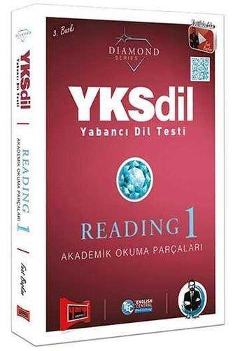 Yargı Yayınları YKSDİL Yabancı Dil Testi Reading-1 Diamond Series Fuat