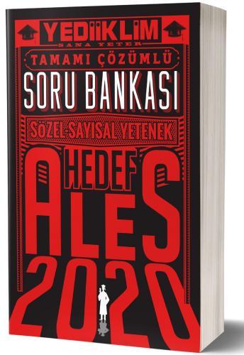 Yediiklim 2020 ALES Tamamı Çözümlü Soru Bankası Yediiklim Komisyon