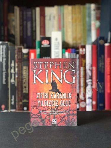 Zifiri Karanlık Yıldızsız Gece Stephen King