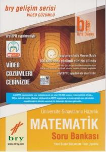 Birey B Serisi-Orta Düzey Matematik Soru Bankası