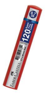 Faber-Castell Grip Min 0.7 2B 60Mm 120li Kırmızı Tüp