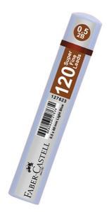 Faber-Castell Grip Min 0.5 mm 120'li Açık Mavi Tüp