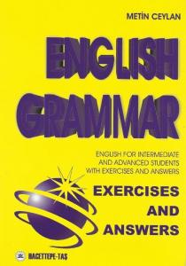 English Grammar Exercises And Answers