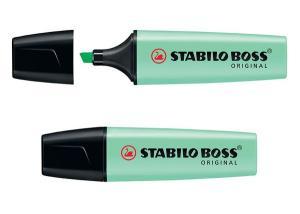 Stabilo Fosforlu Kalem Boss Original Pastel Yeşil
