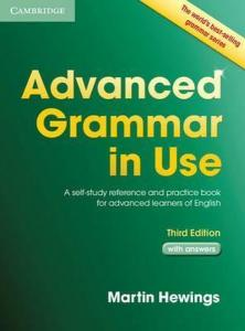 Advanced Grammar in Use - Martin Hewings