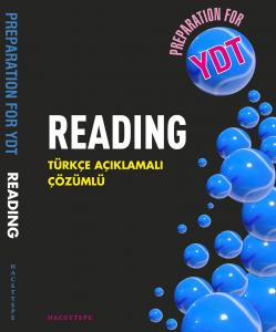 Preparation For YDT Reading
