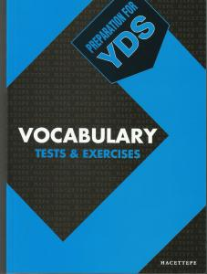 Preparation For YDS Vocabulary