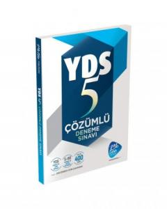 MeToo Publishing YDS Çözümlü 5 Deneme Sınavı