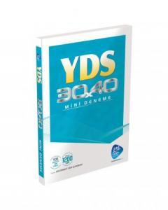 MeToo Publishing YDS 30x40 Mini Deneme