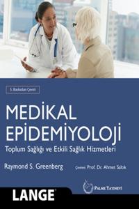 Medikal Epidemiyoloji  Raymond S Greenberg