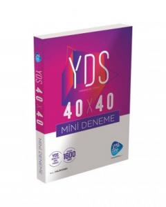 Metoo Publishing YDS 40X40 Mini Deneme