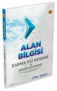 Murat Yayınları 2020 KPSS A Grubu Alan Bilgisi Karma 5 Deneme Çözümlü