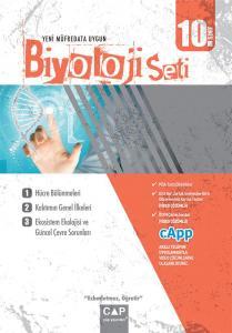 Çap 10. Sınıf Anadolu Lisesi Biyoloji Seti