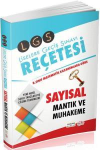 Editör  LGS Reçetesi Sayısal ve Mantık Muhakeme