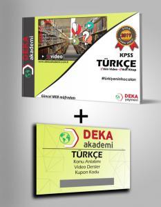 Deka Akademi KPSS Türkçe Etkin Videolu Ders Notları