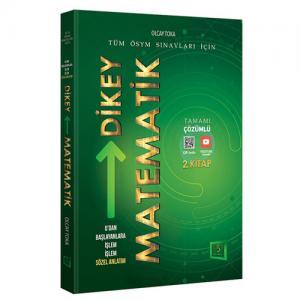 657 Dikey Matematik Soru Bankası 2. Kitap Çözümlü Sorular