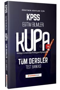 Uzman Kariyer Yayınları KPSS Eğitim Bilimleri Tüm Dersler Kupa Konu Konu Test Bankası