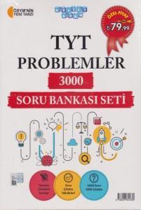 Akıllı Adam TYT Problemler 3000 Soru Bankası Seti 8 Kitap