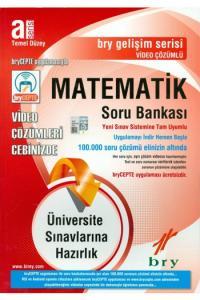 Birey A Serisi Temel Düzey Matematik Video Çözümlü Soru Bankası