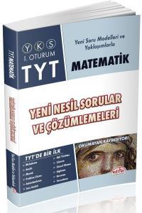 Editör YKS TYT Matematik Yeni Nesil Sorular Ve Çözümler