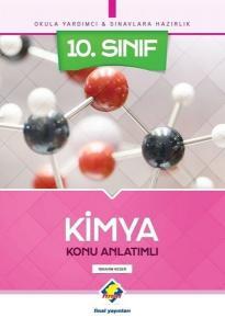 Final 10.Sınıf Kimya Konu Anlatımlı